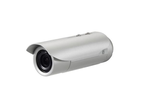 LevelOne FCS-5064 - Netzwerk-Überwachungskamera - Außenbereich - Vandalismussicher / Wetterbeständig - Farbe (Tag&Nacht) - 5 MP