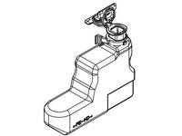 Kyocera WT-3100 - (120/230/240 V) - Tonersammler - für FS-2100, 4100, 4200, 4300