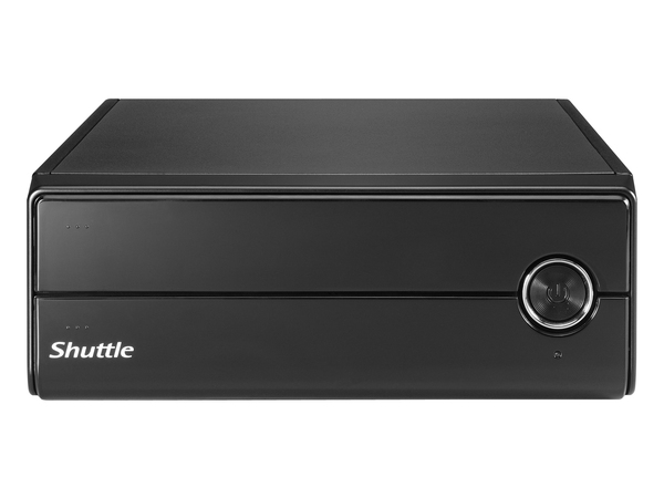 Shuttle XH81V - Barebone - Slim-PC - LGA1150-Sockel - Intel H81 Express - GigE