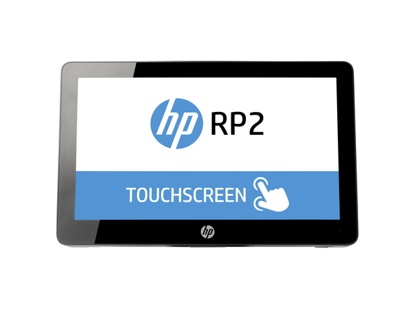 HP RP2 Retail System 2030 - All-in-One (Komplettlösung) - 1 x Pentium J2900 / 2.41 GHz - RAM 4 GB - SSD 128 GB - HD Graphics