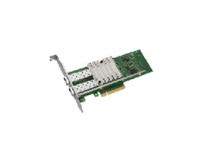 Intel X520-DA2 - Netzwerkadapter - PCIe 2.0 x8 Low Profile - 10 Gigabit SFP+ x 2 - für ThinkServer RD340; RD350; RD440; RD450; RD540; RD550; RD640; RD650; TD340; TD350