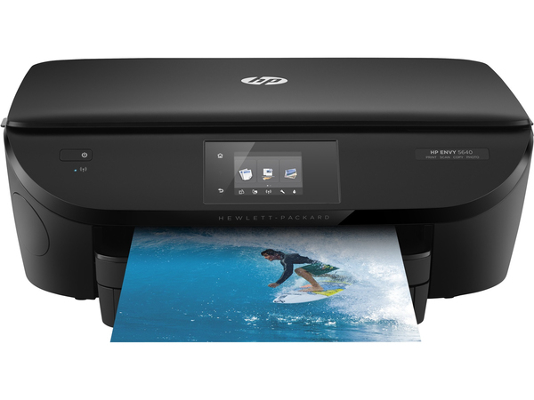 HP Envy 5640 e-All-in-One - Multifunktionsdrucker - Farbe - Tintenstrahl - 216 x 297 mm (Original) - A4/Legal (Medien)