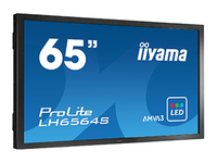 Iiyama ProLite LH6564S-B1 - 164 cm (65