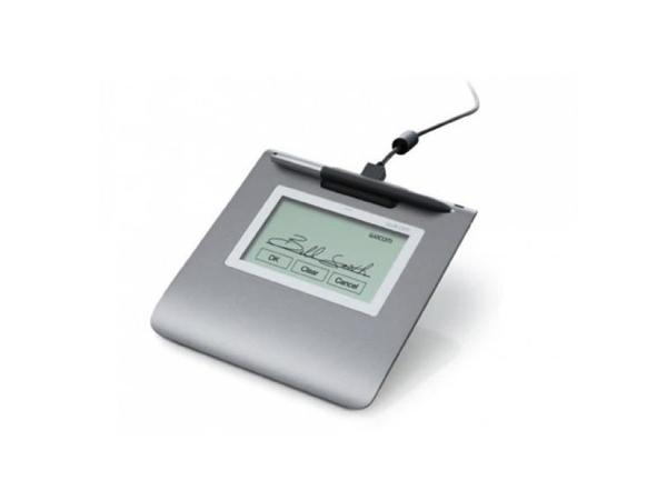 Wacom STU-430 - Signature Set - Unterschriften-Terminal mit LCD Anzeige - 9.6 x 6 cm - elektromagnetisch - verkabelt