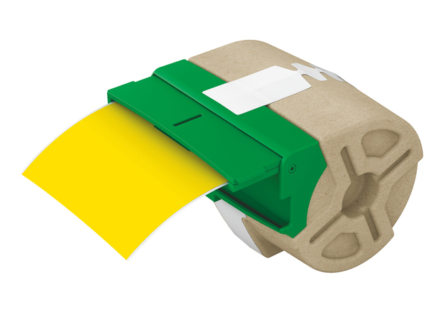 Leitz Icon - Etiketten - Kunststoff - self-adhesive - Gelb - Roll (8.89 cm x 11.9 m) 1 Rolle(n)