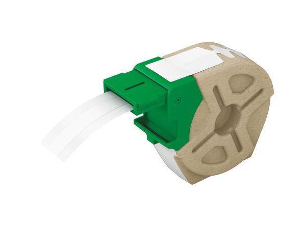 Leitz - Etikettenband - self-adhesive - Schwarz auf Weiß - Rolle (1,2 cm x 10 m) 1 Rolle(n) - für Leitz Icon Smart Labeling System