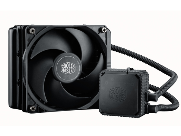 Cooler Master Seidon 120V ver.2 - Wasserkühlung - (LGA775 Socket, LGA1156 Socket, Socket AM2, Socket AM2+, LGA1366 Socket, Socket AM3, LGA1155 Socket, Socket AM3+, LGA2011 Socket, Socket FM1,