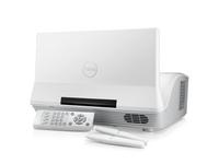 Dell S520 Interactive - DLP-Projektor - 3100 ANSI-Lumen - WXGA (1280 x 800) - 16:10 - HD