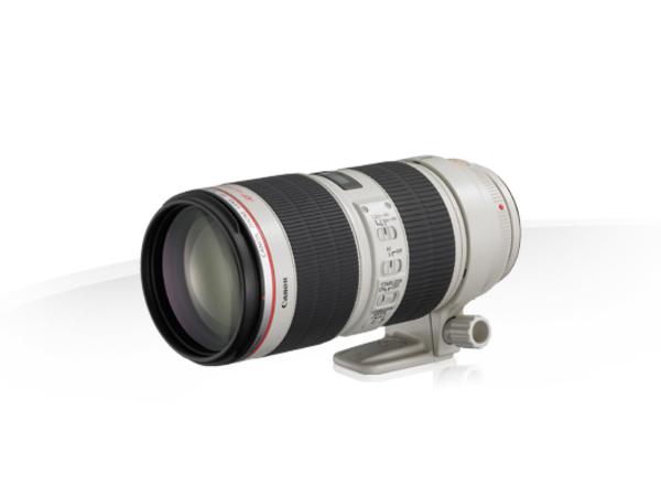 Canon EF - Telezoomobjektiv - 70 mm - 200 mm - f/2.8 L IS II USM - Canon EF