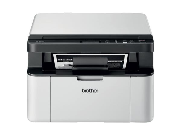 MFC- Drucker DCP-1610W / LED3in1 Mono-Laser A4 / 20ppm / 2400x60