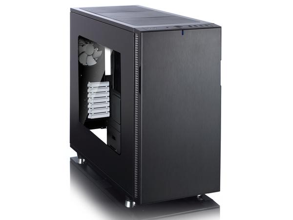 Fractal Design Define R5 - Window - Tower - ATX ( ATX ) - Schwarz - USB/Audio