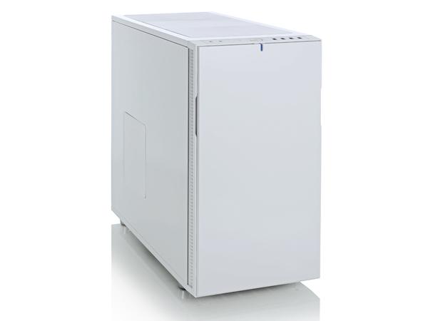 Fractal Design Define R5 - Tower - ATX - weiß - USB/Audio