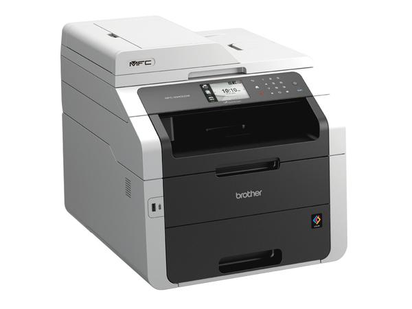 Brother MFC-9342CDW - Multifunktionsdrucker - Farbe - LED - Legal (216 x 356 mm) (Original) - A4/Legal (Medien)