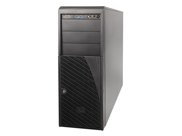 Intel Server Chassis P4304XXMUXX - Tower - 4U - SSI EEB - ohne Netzteil - Cosmetic Black