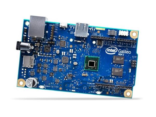 Intel Galileo Gen 2 Board, 400 MHz, Intel Quark SoC X1000, Quark 393pin FCPGA, 16 KB, 32 nm, 12,5 W