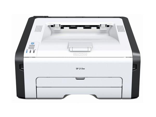 Ricoh SP 213w - Drucker - monochrom - Laser - A4 - 1200 x 600 dpi