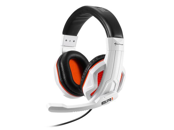 Sharkoon Rush ER1 - Headset - Full-Size