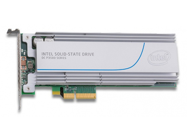 Intel Solid-State Drive DC P3500 Series - Solid-State-Disk - 1.2 TB - intern - 6.4 cm (2.5