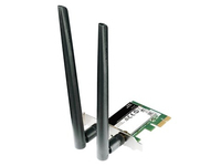 D-Link Wireless AC1200 DWA-582 - Netzwerkadapter - PCIe Low Profile - 802.11b, 802.11a, 802.11g, 802.11n, 802.11ac