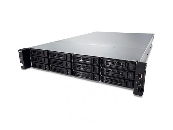 BUFFALO TeraStation 7120r Enterprise - NAS-Server - 12 Schächte - 48 TB - Rack - einbaufähig