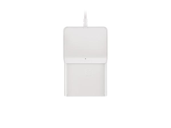 CHERRY TC 1100 - SmartCard-Leser - USB 2.0 - Grau, weiß