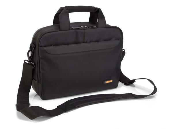 Targus Meridian Tablet Case - Tragetasche für Tablet - strapazierfähiges Nylon - Schwarz - für Venue 10 Pro (5055), 11 Pro, 11 Pro (5130), 11 Pro (7130), 11 Pro (7139), 11 Pro (7140)