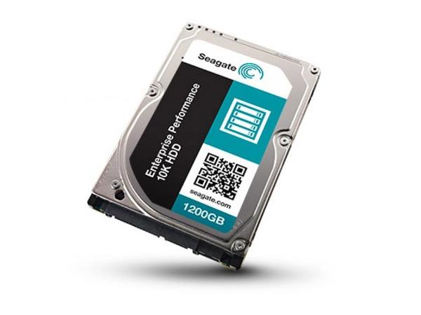 Seagate Enterprise Performance 10K HDD ST1200MM0158 - Hybrid-Festplatte - 1.2 TB (32 GB Flash) - intern - 6.4 cm SFF (2.5