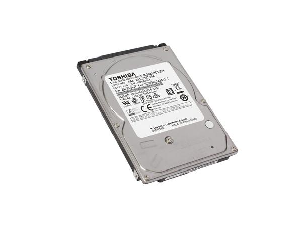 Toshiba MQ02ABF050H - Hybrid-Festplatte - 500 GB (8 GB Flash) - intern - 6.4 cm (2.5