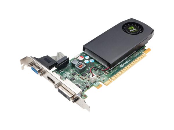 NVIDIA GeForce GTX 745 - Grafikkarten - GF GTX 745 - 2 GB DDR3 - PCIe 3.0 Low Profile - DVI, 2 x DisplayPort