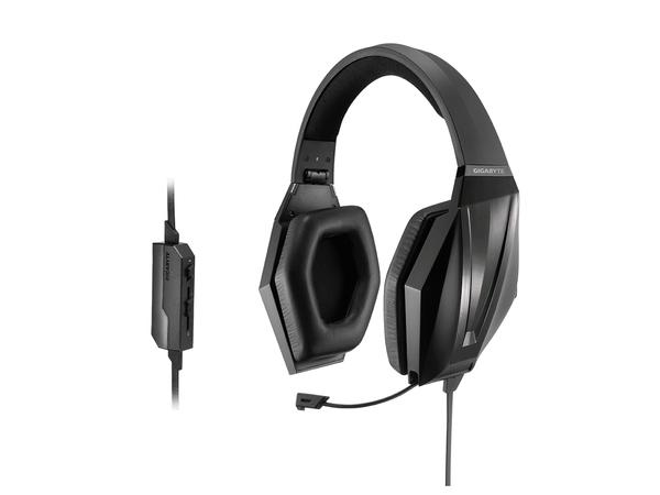 Gigabyte Force H3X - Headset - Full-Size