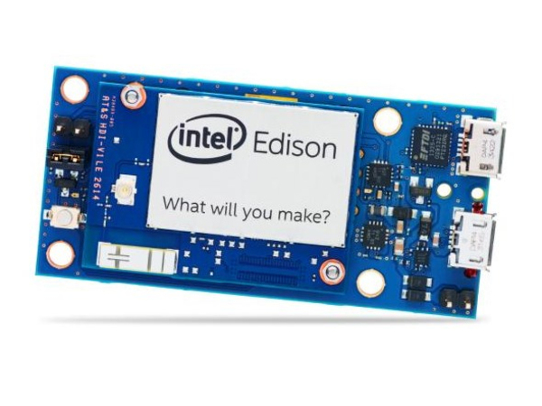 Intel Edison Breakout Board Kit, 500 MHz, Intel® AtomTM, 70-pin Hirose .4mm, 22 nm, Intel Quark, 100 MHz