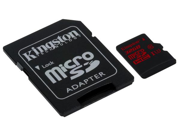 32GB MICRO SDHC UHS-I