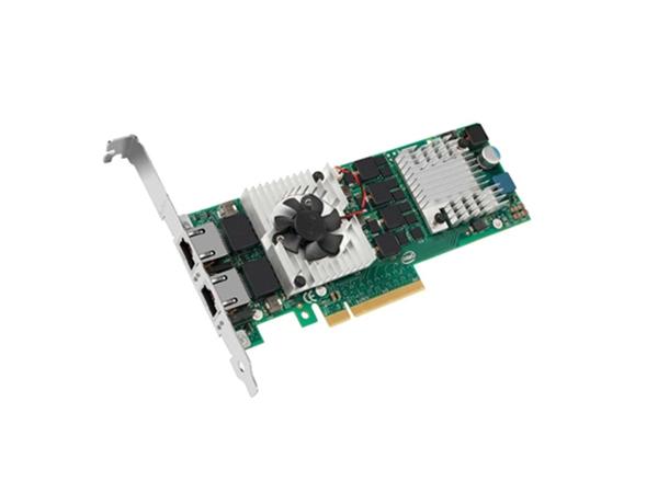 Intel X540 DP - Netzwerkadapter - 10Gb Ethernet x 2 - für PowerEdge R220, R320, R330, R530, R630, R730, R930, T430, T630; Precision Tower 7910