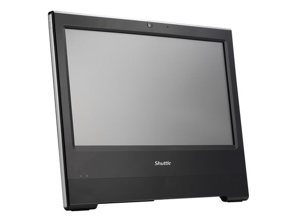 Shuttle X50V4 - Barebone - All-in-One (Komplettlösung) - 1 x Celeron 2957U / 1.4 GHz - HD Graphics - GigE