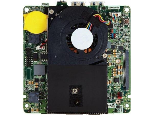 Intel Next Unit of Computing Board NUC5i5MYBE - Motherboard - UCFF - Intel Core i5 5300U - USB 3.0 - Gigabit LAN