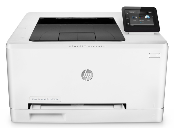 HP Color LaserJet Pro M252dw - Drucker - Farbe - Duplex - Laser - A4/Legal