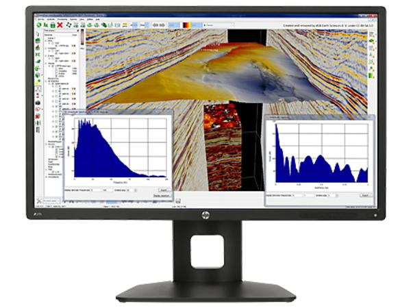 HP Z27s - LED-Monitor - 68.6 cm (27