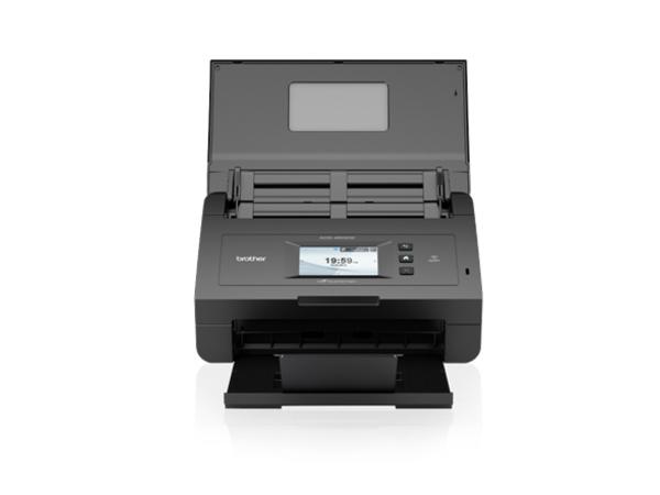 Brother ADS-2600We - Dokumentenscanner - Duplex - 216 x 863 mm - 600 dpi x 600 dpi - bis zu 24 Seiten/Min. (einfarbig) / bis zu 24 Seiten/Min. (Farbe)