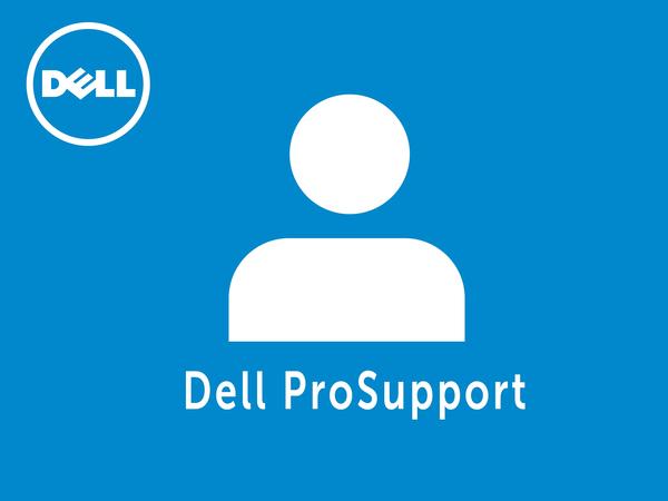 Dell 1Y CAR > 3Y ProSupport NBD - [1 Jahr Collect& Return] > [3 Jahre ProSupport am nächsten Arbeitstag] - Serviceerweiterung - Arbeitszeit und Ersatzteile - 3 Jahre - Vor-Ort