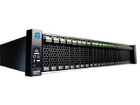 Fujitsu ETERNUS DX 60 S3 - Festplatten-Array - 24 Schächte (SAS-2) - Gigabit Ethernet, iSCSI, 8Gb Fibre Channel (extern) - Rack - einbaufähig