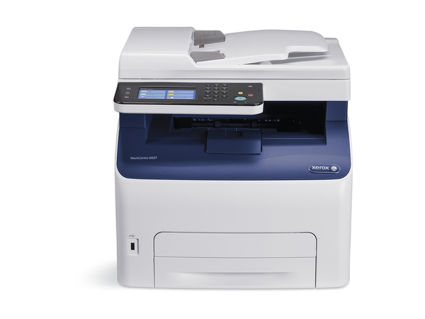 Xerox WorkCentre 6027V_NI - Multifunktionsdrucker - Farbe - LED - Legal (216 x 356 mm) (Original) - A4/Legal (Medien)