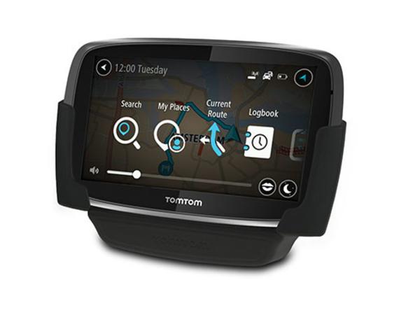 TomTom - Fahrzeughalterung/Ladegerät - für PRO 5250, 7250, 7250 TRUCK