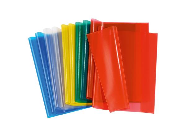 HERMA 19992, Blau, Grün, Rot, Transparent, Gelb, Polypropylene (PP), 10 Stück(e)