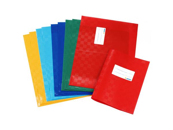 HERMA 19996, Blau, Cyan, Grün, Rot, Gelb, Polypropylene (PP), 10 Stück(e)