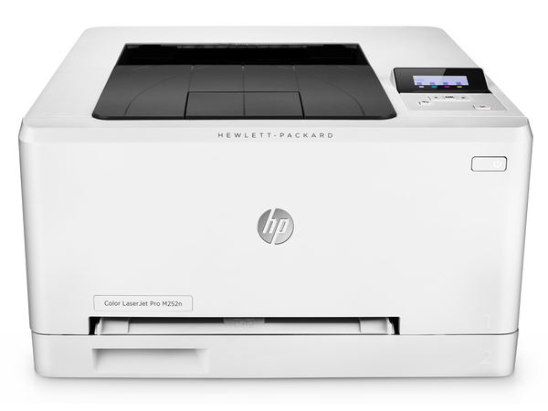 HP Color LaserJet Pro M252n - Drucker - Farbe - Laser - A4/Legal - 600 x 600 dpi