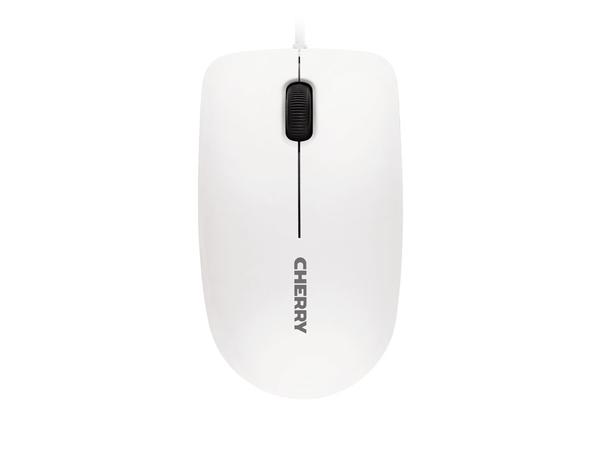 CHERRY MC 1000 - Maus - optisch - 3 Tasten - verkabelt - USB