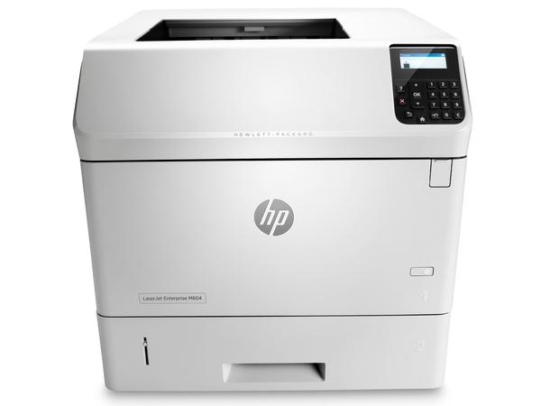 HP LaserJet Enterprise M604n - Drucker - monochrom - optional - Laser - A4/Legal