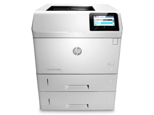 HP LaserJet Enterprise M606x - Drucker - monochrom - Duplex - Laser - A4/Legal