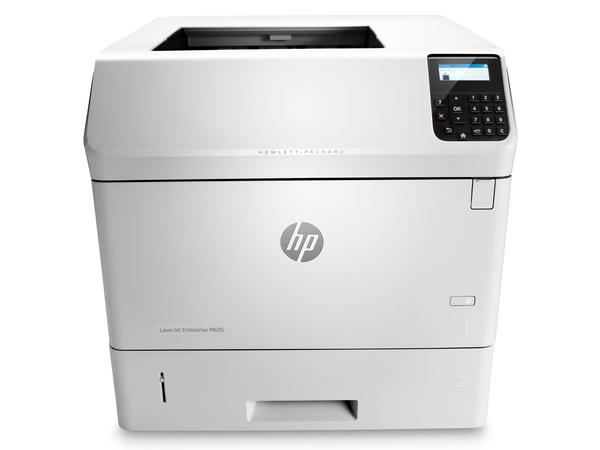 HP LaserJet Enterprise M605n - Drucker - monochrom - optional - Laser - A4/Legal