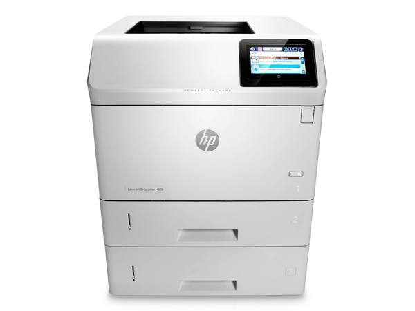 HP LaserJet Enterprise M605x - Drucker - monochrom - Duplex - Laser - A4/Legal